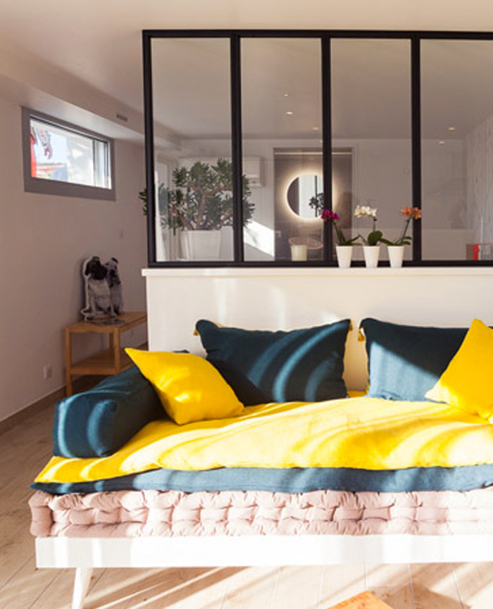 appartement à louer Bidart Villa bista eder